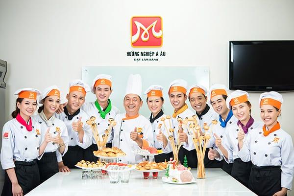 3 trung tâm đào tạo nghề làm bánh bậc nhất Hồ Chí Minh