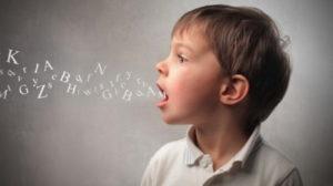 Trẻ chậm nói hơn bình thường