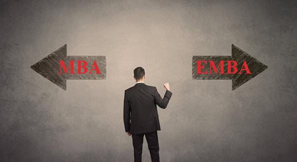 Nên học MBA hay EMBA?