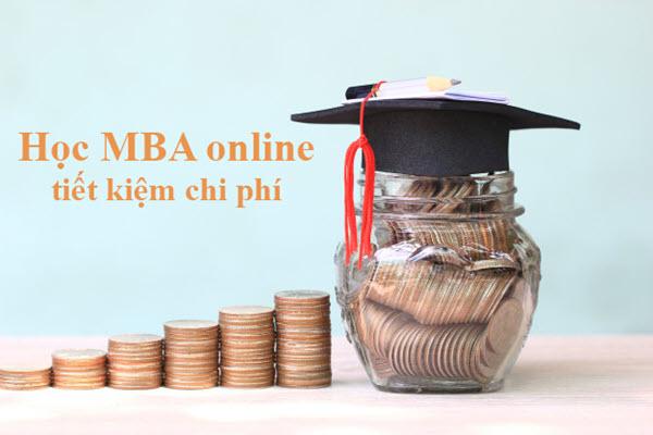 Học phí MBA online từ 120 – 250 triệu, chất lượng đào tạo quốc tế.