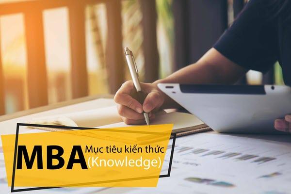 Học MBA giúp bạn nâng cao kiến thức về quản trị kinh doanh.