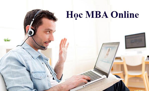Học MBA online là hình thức học thạc sĩ quản trị kinh doanh trực tuyến qua mạng internet.