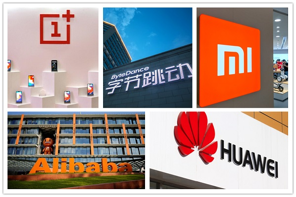 Các tập đoàn Trung Quốc